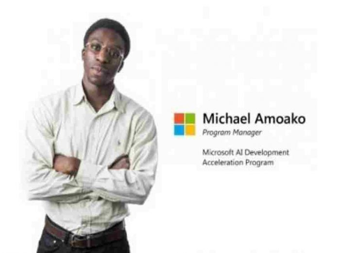 YOUNG NEW GHANAIAN PROGRAM