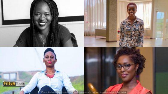 top young female entrepreneurs in ghana