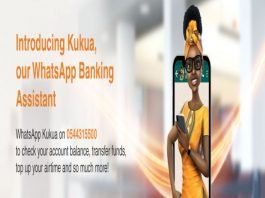 Fidelity Bank WhatsApp Banking Assistant kukua