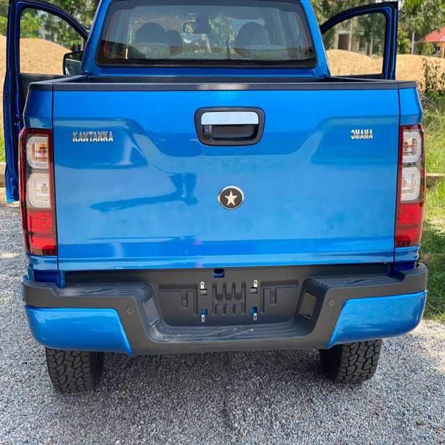Kwadwo Safo Jnr omama pick truck
