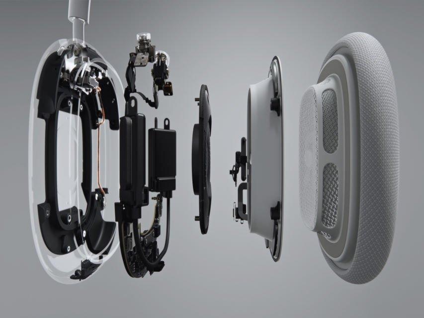 airpods max sound volume