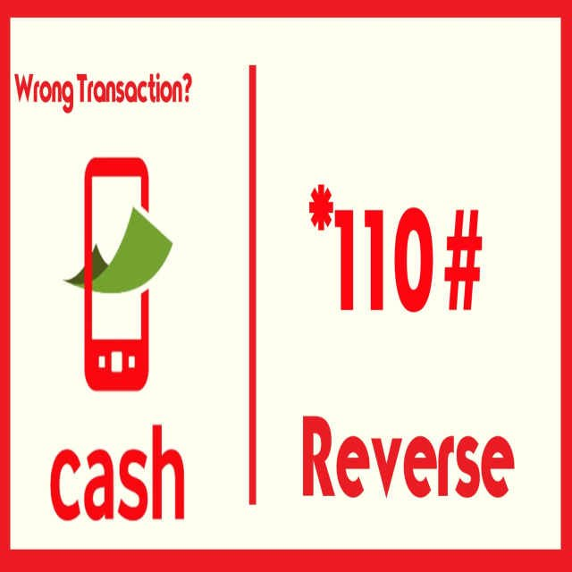 vodafone cash code