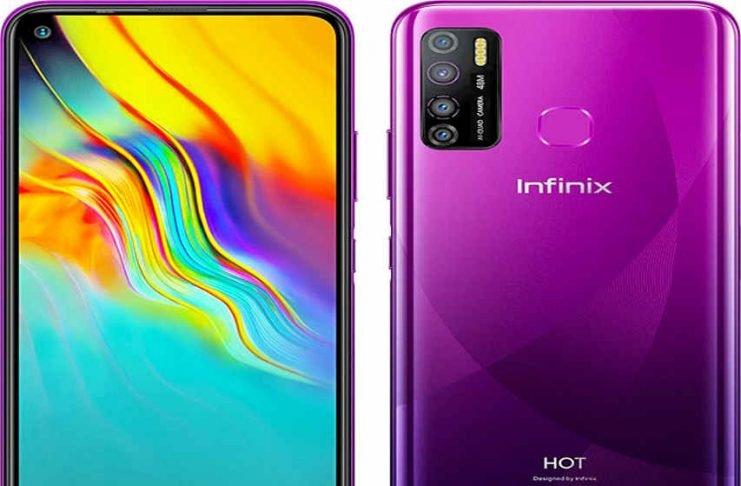 infinix hot 9 price in ghana