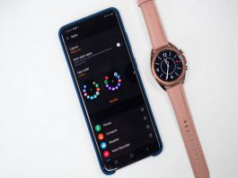 how to add apps to galaxy watch
