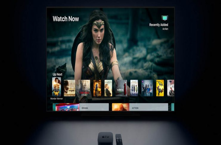 how to add apps to apple tv